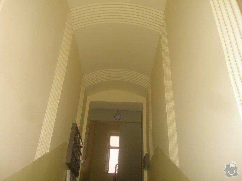 Výmalba a renovace zábradlí ve společných prostorách domu: 10