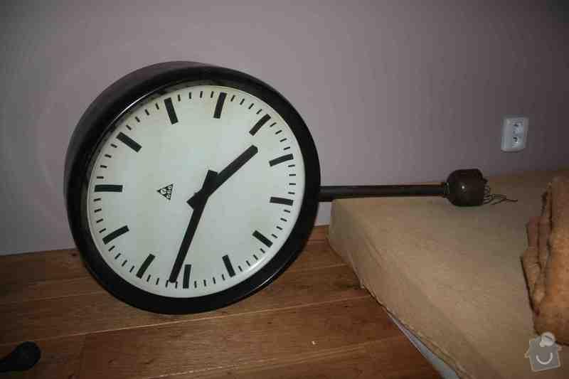 Hodinarske prace: hodiny