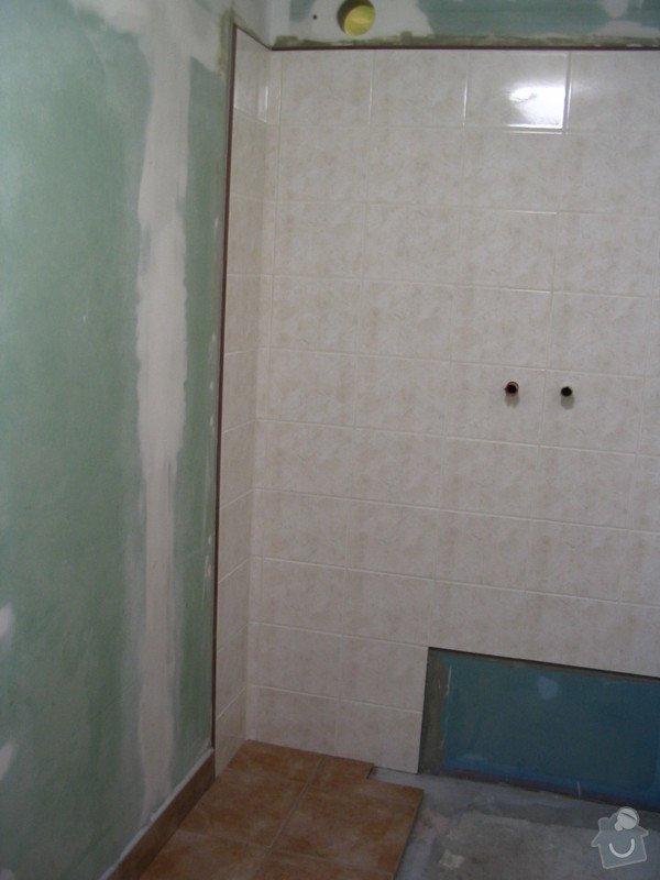 Obklady a dlažba v koupelně, WC a dlažba v chodbě: Koupelna_-_obklady_a_dlazba_010