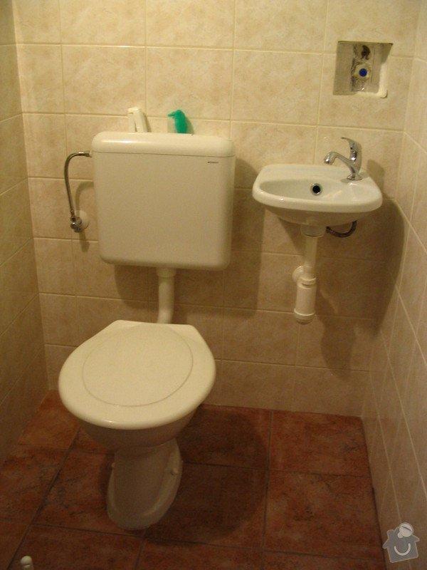 Obklady a dlažba v koupelně, WC a dlažba v chodbě: Koupelna_-_obklady_a_dlazba_013