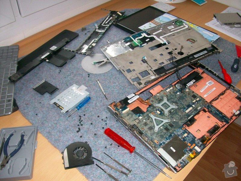Vrčící větráček u notebooku, přehřívání, vyčištění od prachu: 2011_11_15_14_29_10