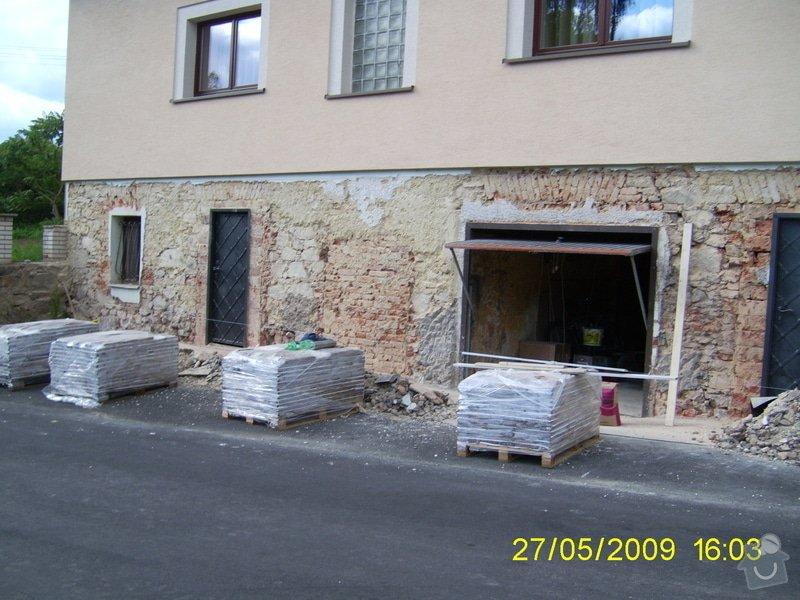 Oprava a oblozeni soklu zdeslav u rakovnika: PIC_0363