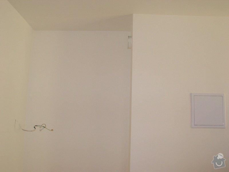 Sádrokartonový podhled (snížení stropu): IMG_1861