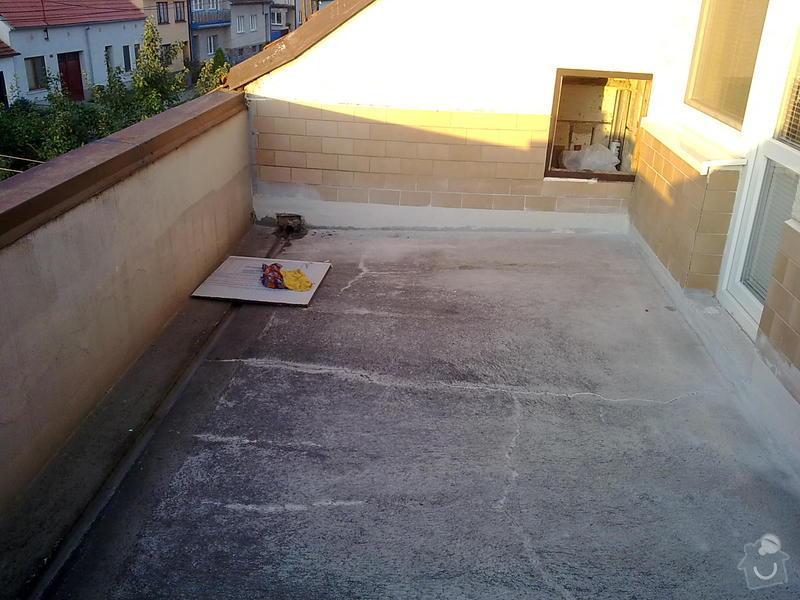 Izolace teras: 13102009142