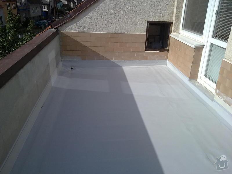 Izolace teras: 13102009143