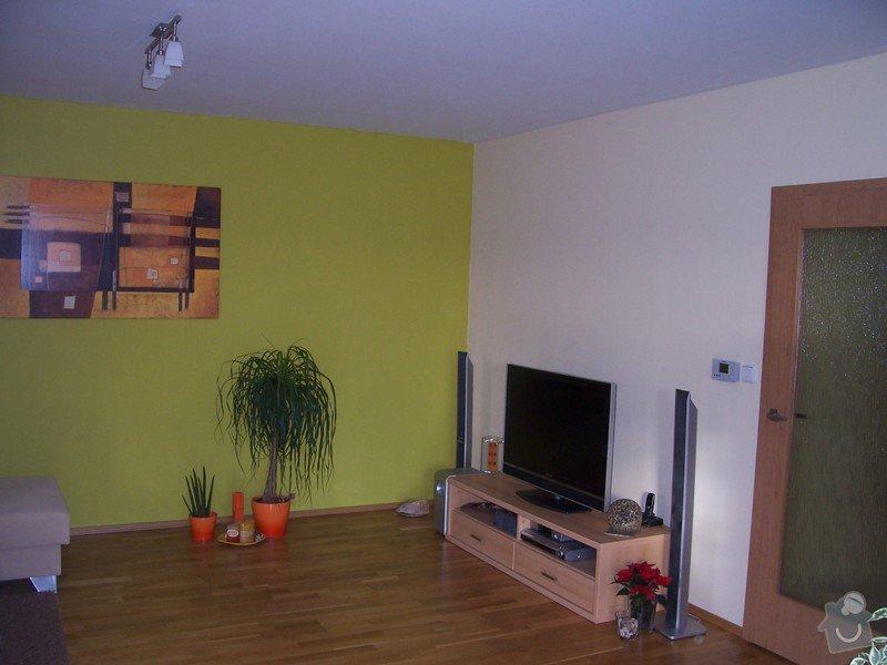 Malování interiéru: Obyvaci_pokoj_1