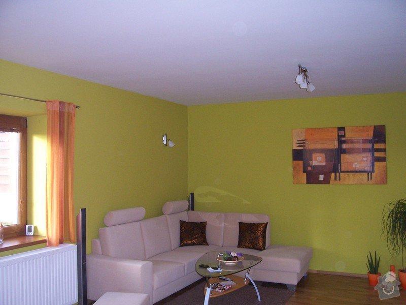 Malování interiéru: Obyvaci_pokoj_2