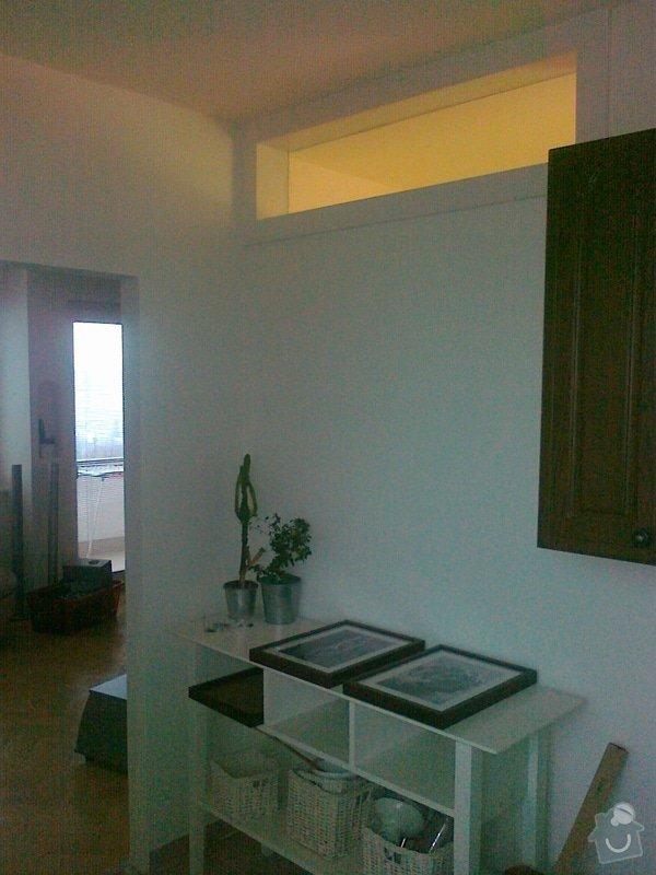 Rekonstrukce bytového jádra na klíč,zednické a bourací práce,výmalba: lesna_025