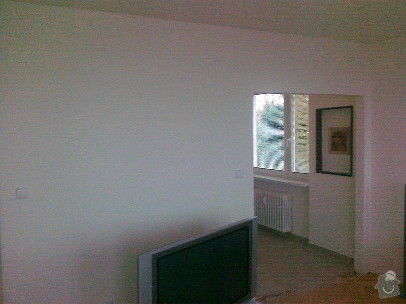 Rekonstrukce bytového jádra na klíč,zednické a bourací práce,výmalba: lesna_024