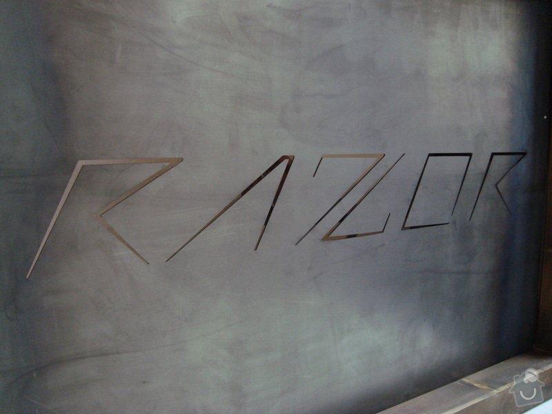 Kadeřnictví Razzor - truhlářské práce: DSC01017