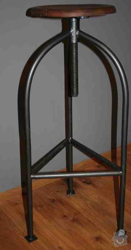 Svarecke prace : stool_Tee_s_design