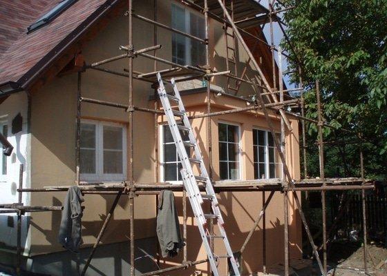 Zateplení Rd vč.finální fasády