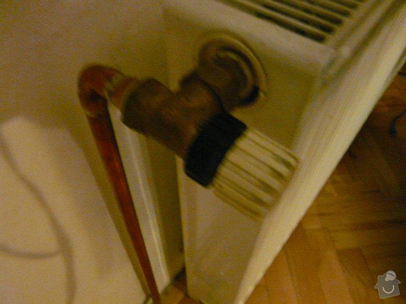 Výměnna regulačních ventilů na vodním topení: stavajici_stary_ventil