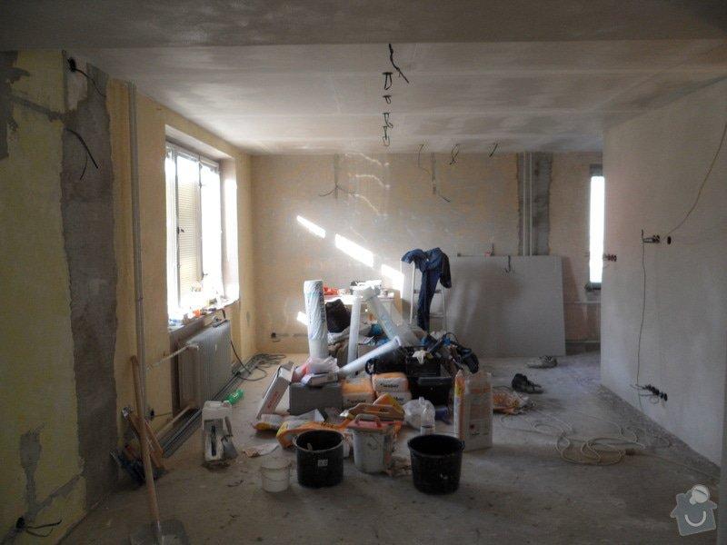 Kompletni rekonstrukce bytu: SAM_0168