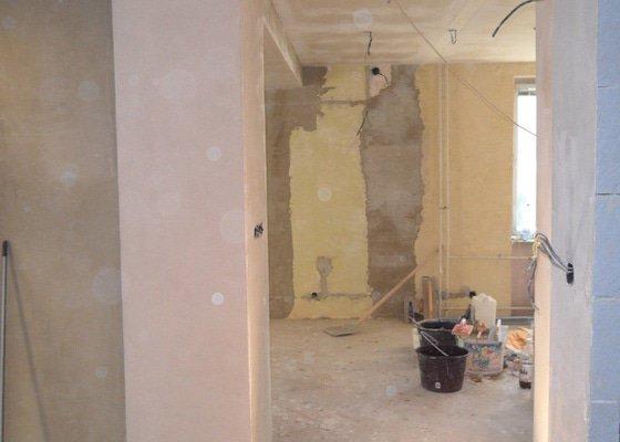 Kompletni rekonstrukce bytu