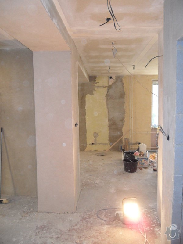 Kompletni rekonstrukce bytu: SAM_0169