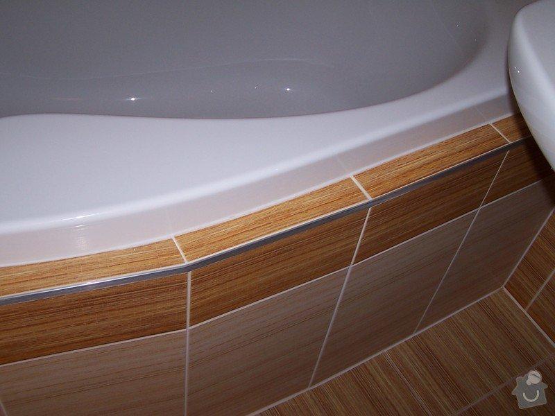 Rekonstrukce koupelny: 375