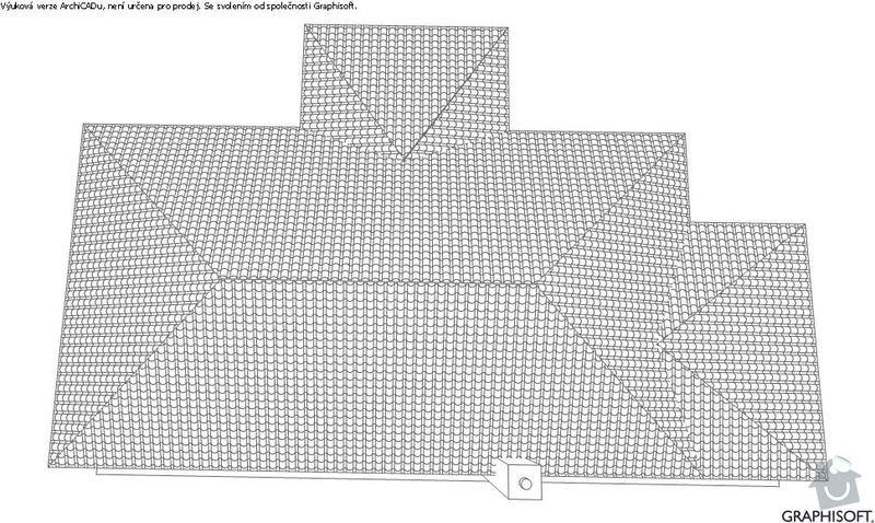 Montáž a dodávka valbové střechy s příslušenstvím: STRECHY_PEROK