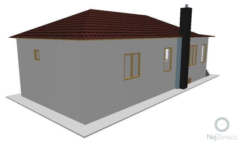 Montáž a dodávka valbové střechy s příslušenstvím: SZ