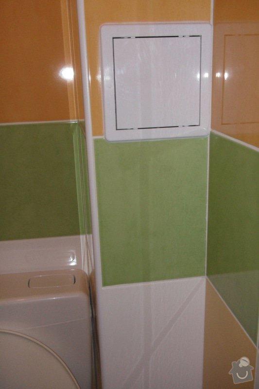 Obkladačské práce (koupelna, WC, obložení stěny za kuchyňskou linkou a dřezem): SAM_0749