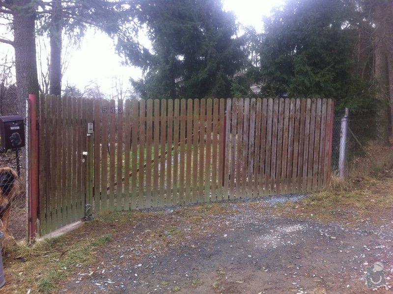 Automatická brána: IMG_1420