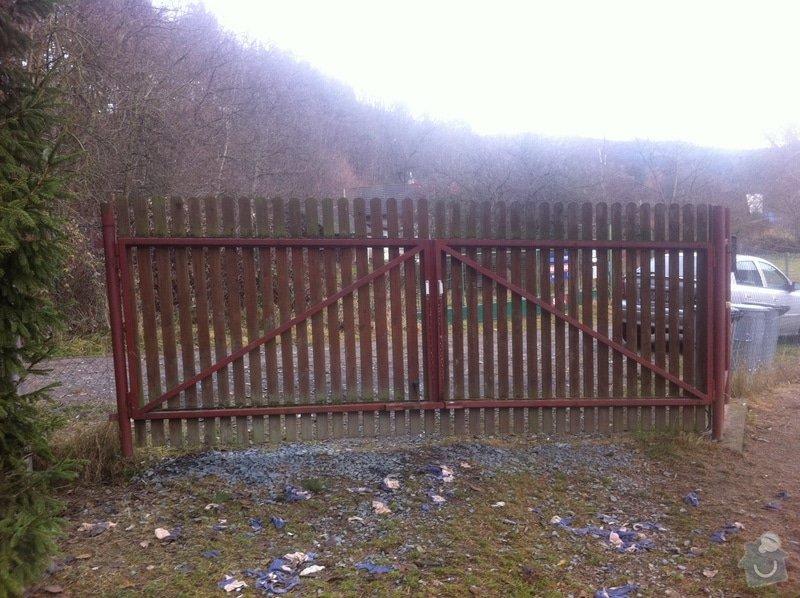 Automatická brána: IMG_1421