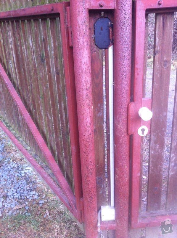 Automatická brána: IMG_1422