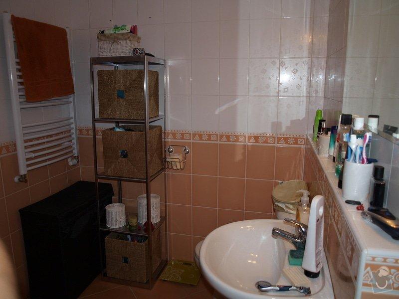 Obklad koupelny a odstranění dlaždic: K1