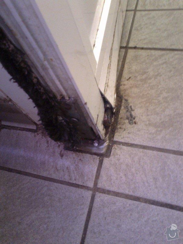 Podlahový samozavírač geze: Fotografie0130