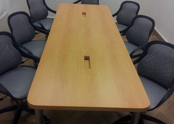 Výroba stolu na zakázku