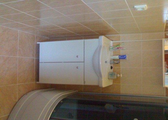 Rekonstrukce koupelny WC,a kuchyne