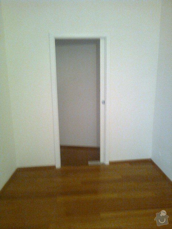 Posunutí dveří v SDK a výměna za posuvné s pouzdrem: Fotografie0087