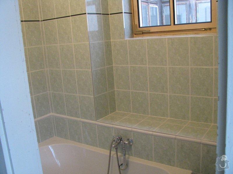 Rekonstrukce koupelny: IMG_1800