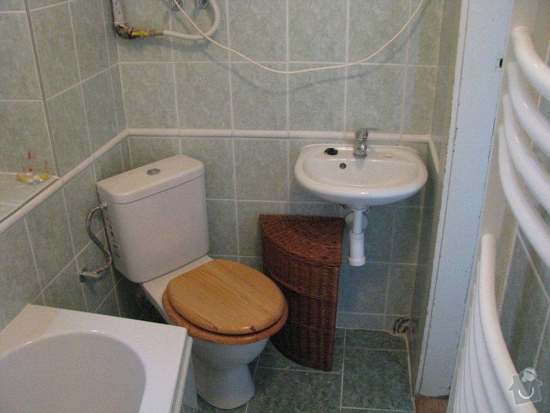 Rekonstrukce koupelny: IMG_1804