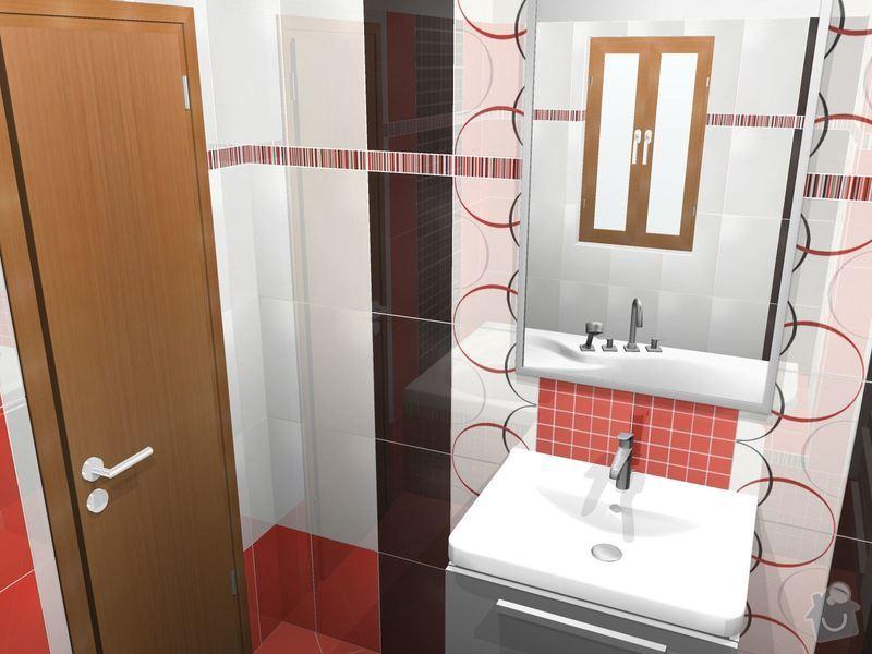 Kompletni rekonstrukce koupelny: Kada01_2