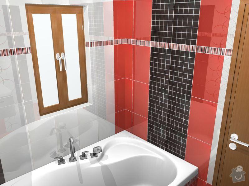 Kompletni rekonstrukce koupelny: Kada01_3