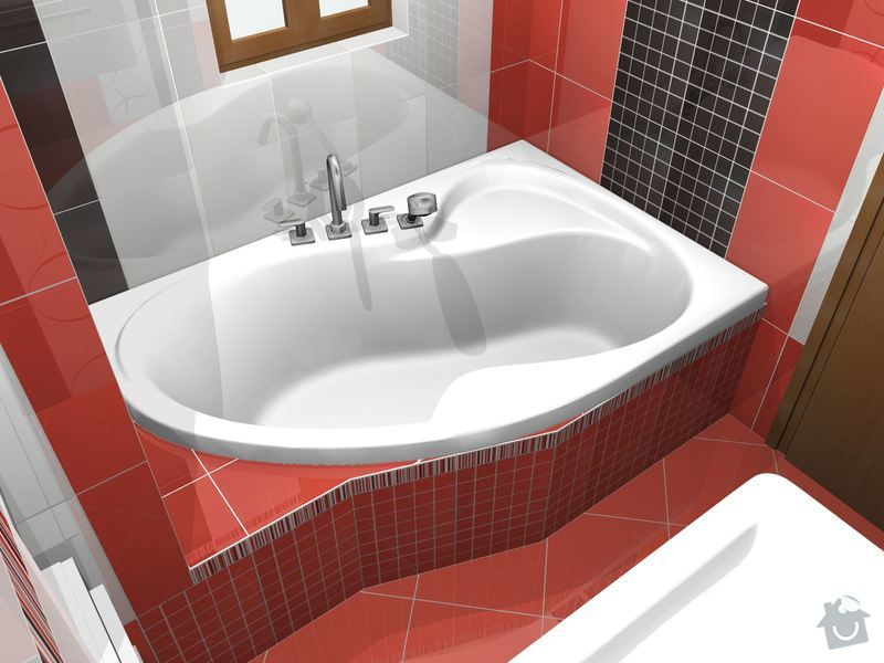 Kompletni rekonstrukce koupelny: Kada01_4