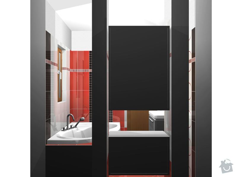 Kompletni rekonstrukce koupelny: Kada01_5
