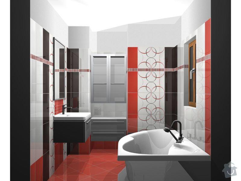 Kompletni rekonstrukce koupelny: Kada01_6