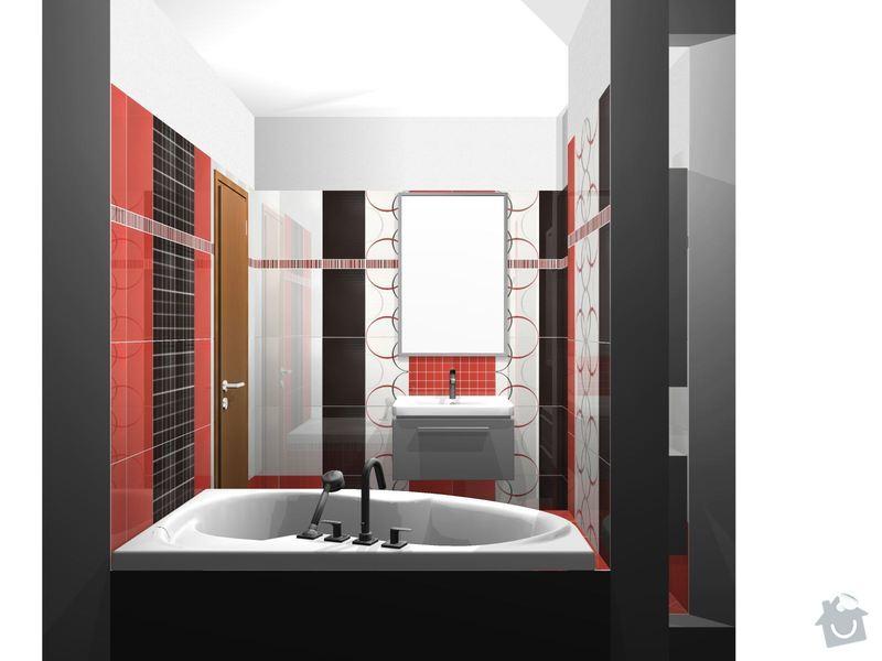 Kompletni rekonstrukce koupelny: Kada01_7