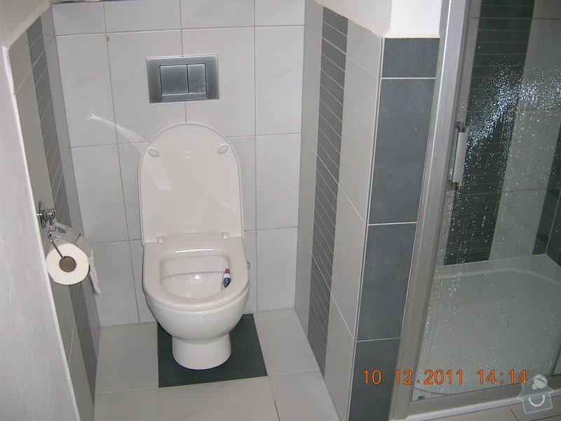 Rekonstrukce koupelny + WC: DSCN4206
