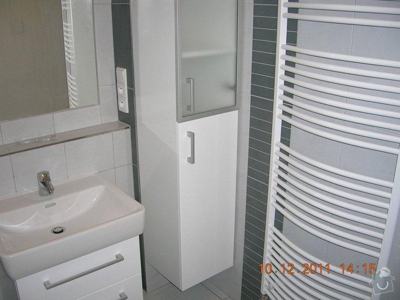 Rekonstrukce koupelny + WC: DSCN4207