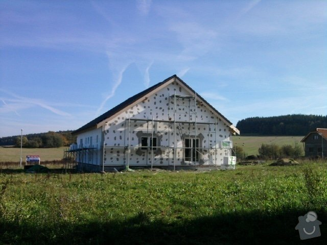 Hrubá stavba domu: Fotografie371