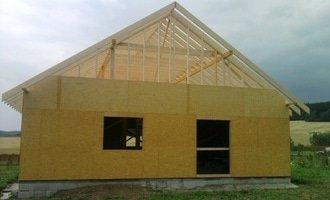 Hruba stavba domu fotografie306