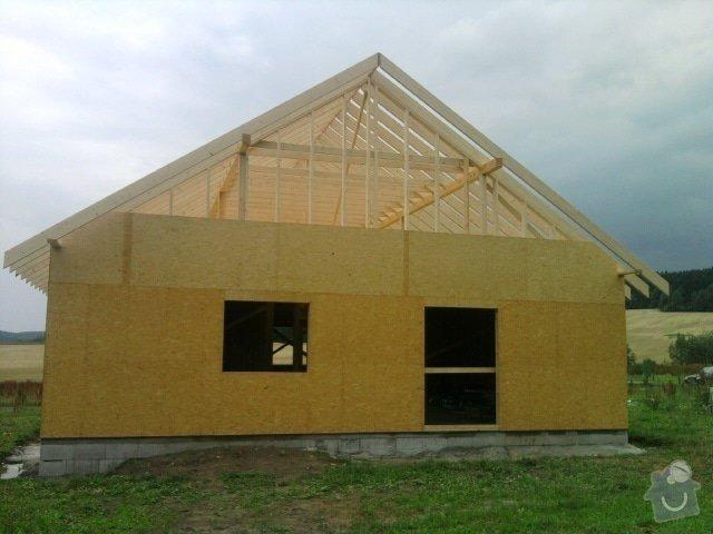 Hrubá stavba domu: Fotografie306