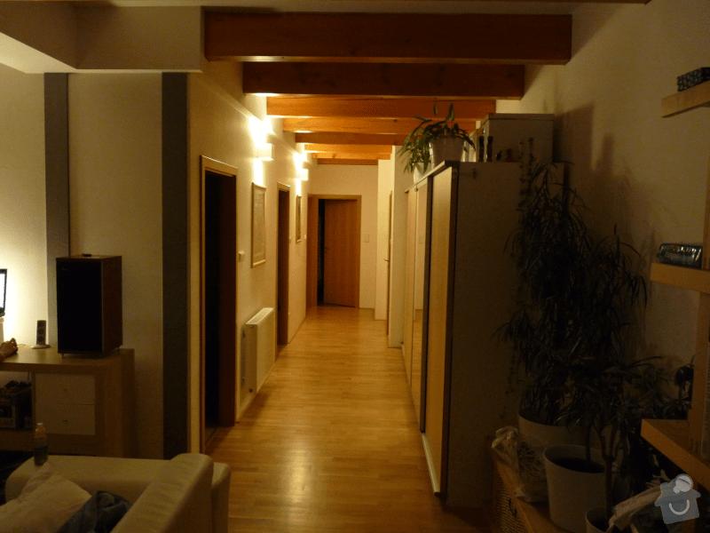 SDK příčka + posuvné dveře: P1030421