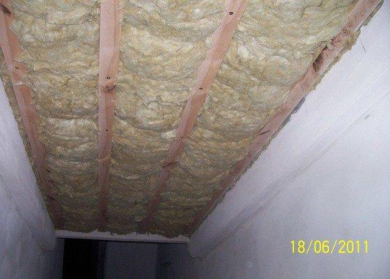 Sádrokartonářské obklady-stropy, stěny, podkroví, schody