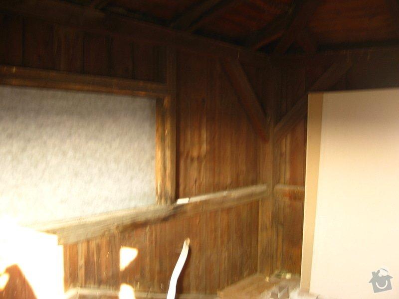 Stavba půdního pokojíku: IMG_2891