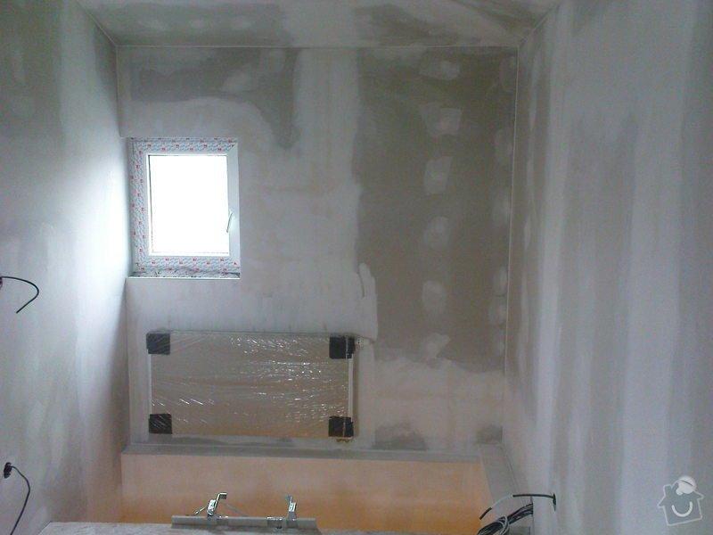 Stavba půdního pokojíku: DSC00012