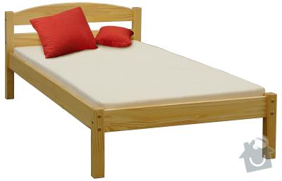 Zhotovení postele z masivu: 800L